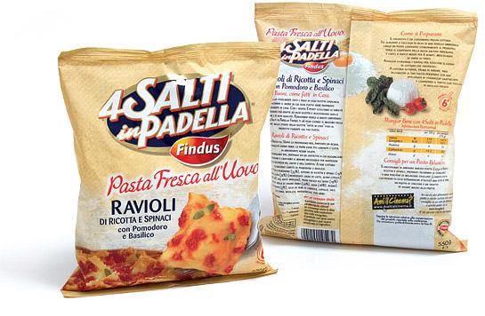 4 salti in padella pasta fresca sebastiani associati for Cucinare 4 salti in padella